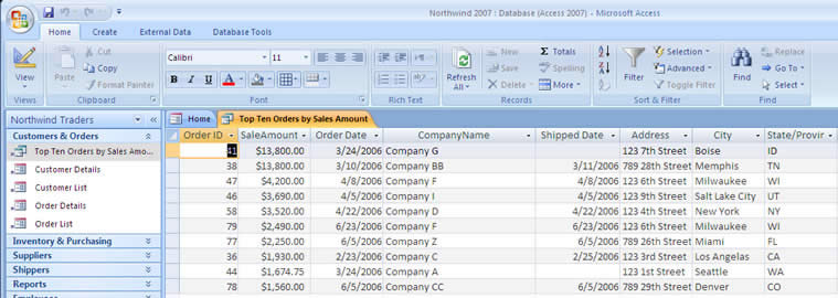 Export Data From Database to CSV File – SpatialKey Support